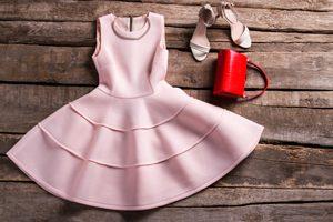 Robe vintage style classique
